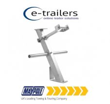 Maypole Universal Boat Trailer Winch & Snubber Post With Grab Handle - MP796